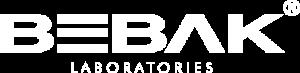 Bebak Beyaz Logo