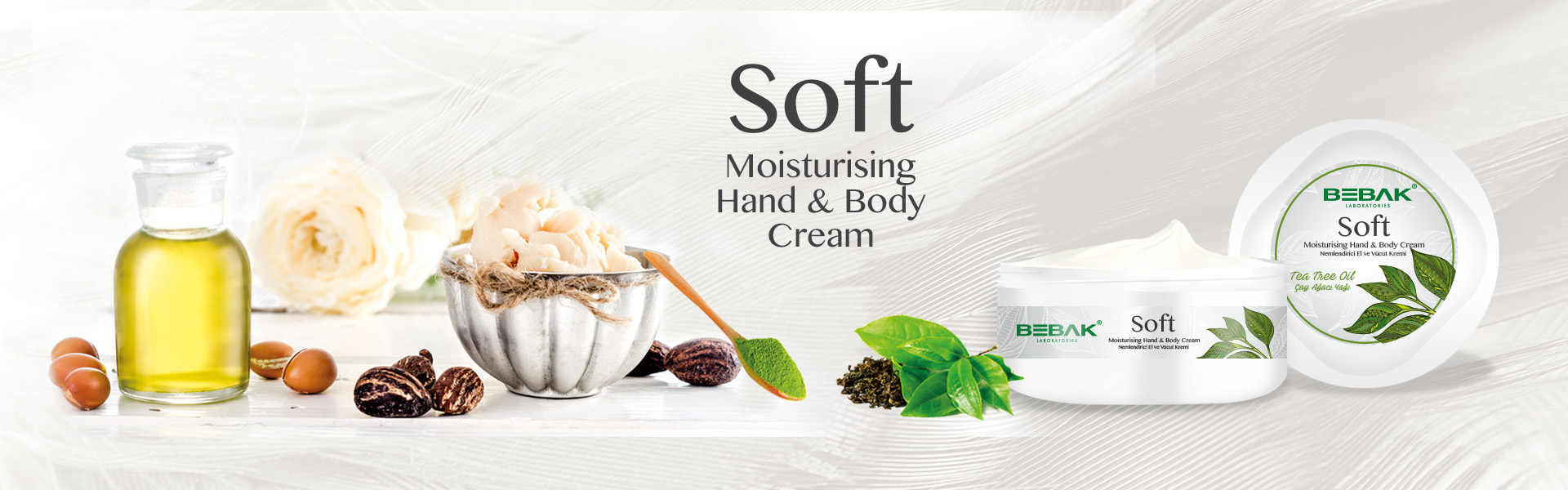 Bebak Soft Body Cream