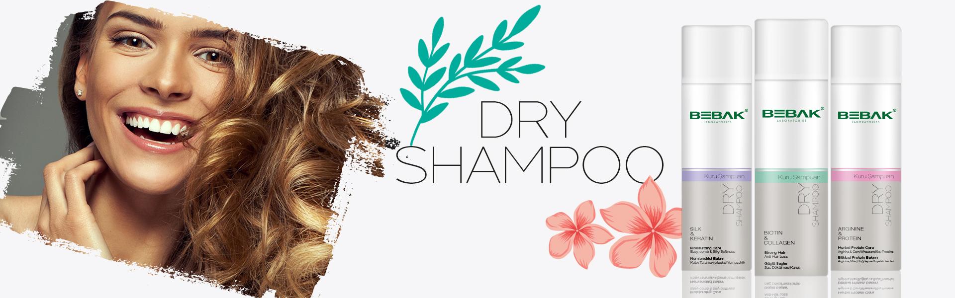 Bebak Dry Shampoo